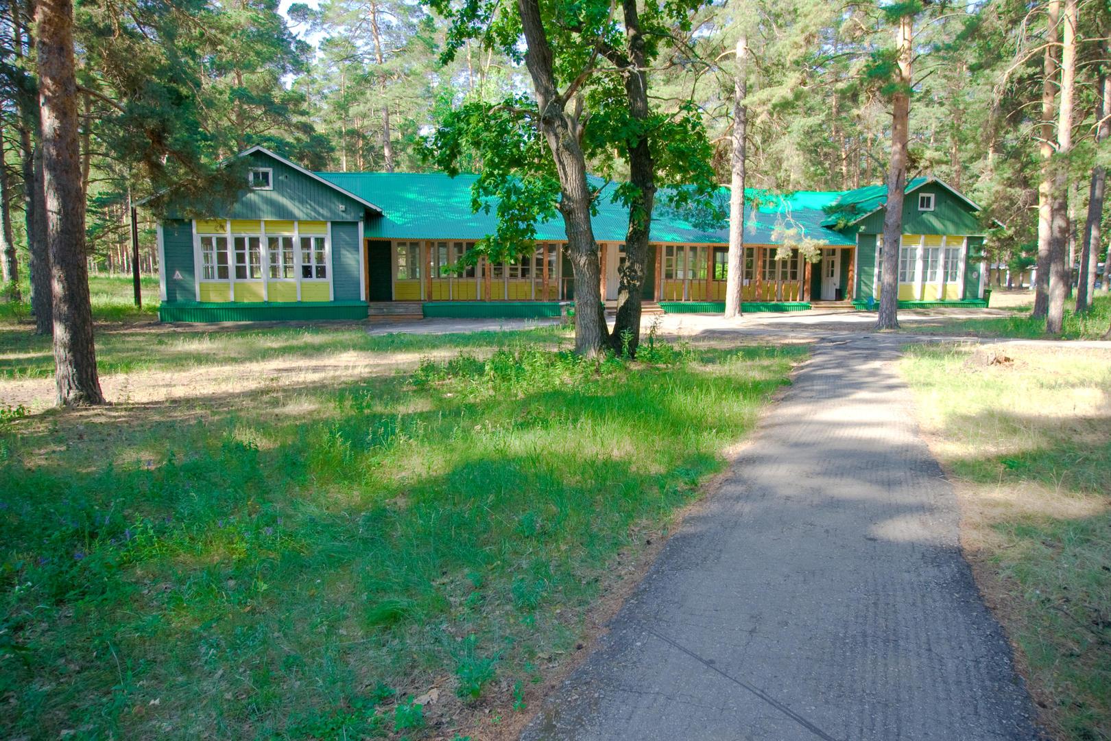 База отдыха Ял г. Набережные Челны, Боровецкий лес 96
