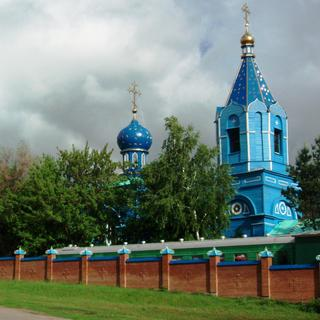 С Ташла, Самарская обл - Православные лики России